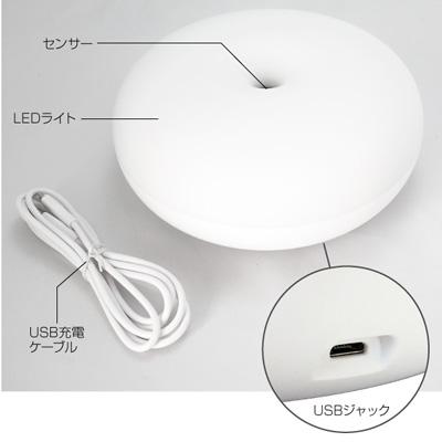 LED センサーライト