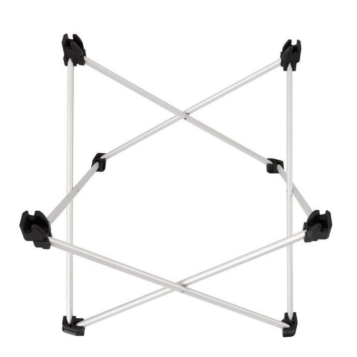 アウトドア キャンプ用 コンパクトアルミテーブル 折りたたみ 収納ケース 取説付