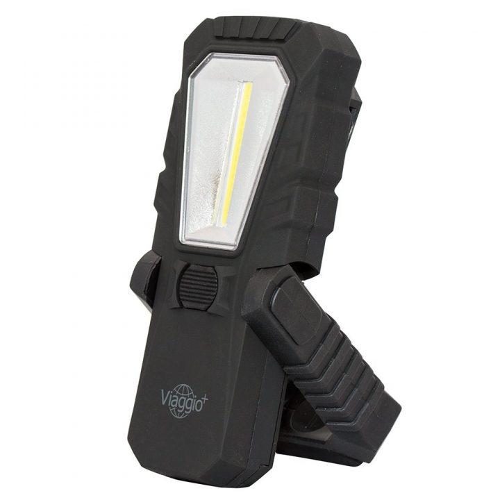 Viaggio+ スタイリッシュ COB LED ハンディライト