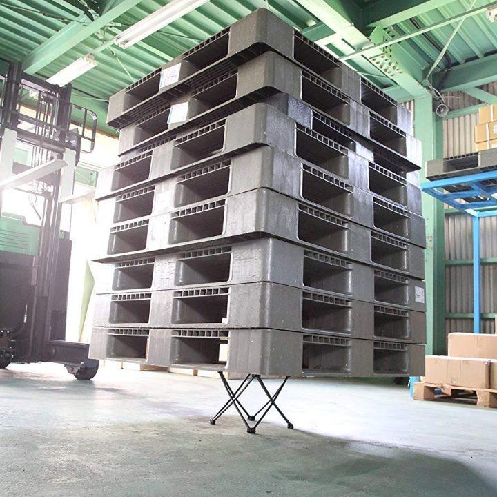 改良版 耐荷重150kg アウトドアチェア